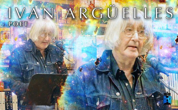 Ivan Argüelles Noosletter Featured Artist Ivan Argelles Poet