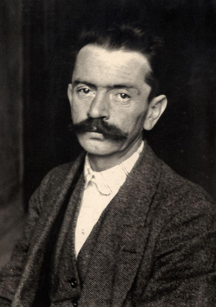 Ivan Cankar bela krizantema