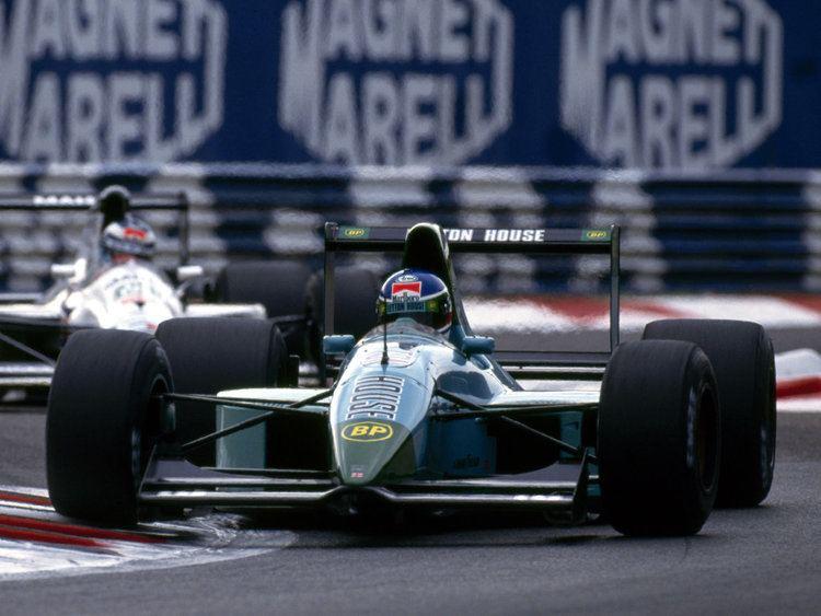 Ivan Capelli Ivan Capelli Italy 1991 by F1history on DeviantArt