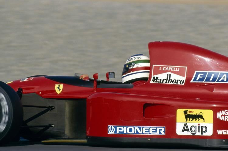 Ivan Capelli pu24it Riparte la Formula 1 con le classiche Spa e