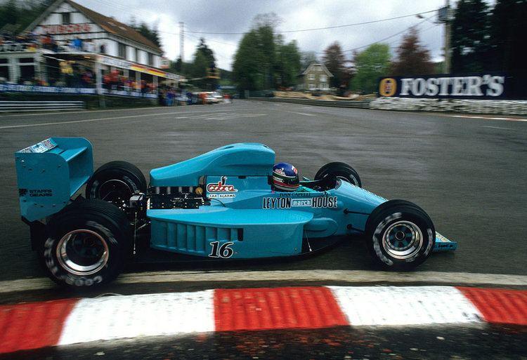 Ivan Capelli Ivan Capelli Belgium 1987 by F1history on DeviantArt