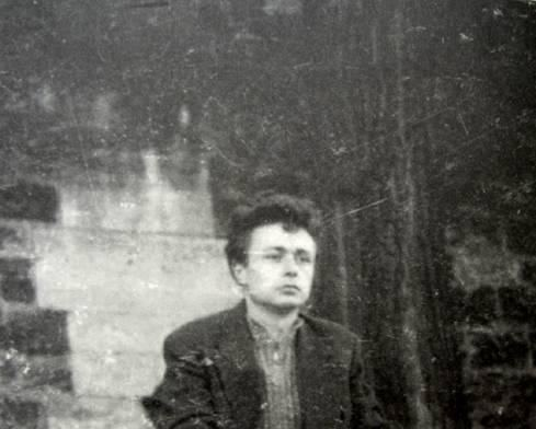 Ivan Chtcheglov Ivan Chtcheglov Archives Andrea Gibbons