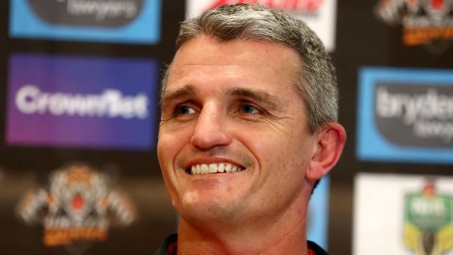 Ivan Cleary Wests Tigers Ivan Cleary Penrith Panthers son Nathan wont join him