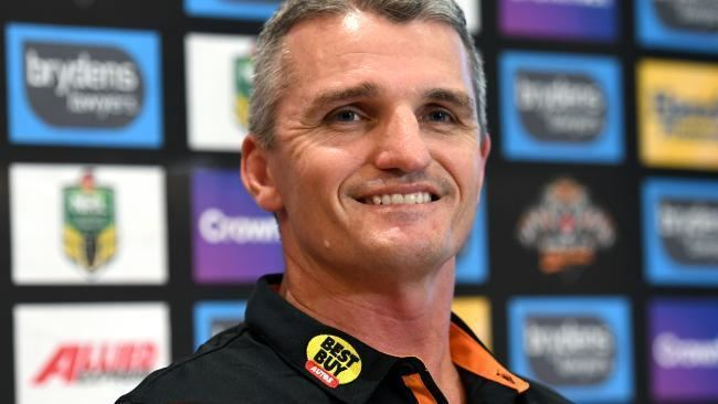 Ivan Cleary Ivan Cleary Wests Tigers announcement Live stream of press