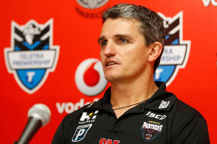 Ivan Cleary BREAKING Ivan Cleary officially announced as new Wests Tigers Coach
