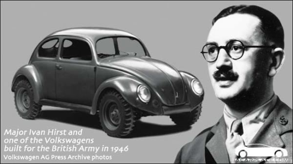 Ivan Hirst Evolution Of Volkswagen Beetle Carmudi Pakistan