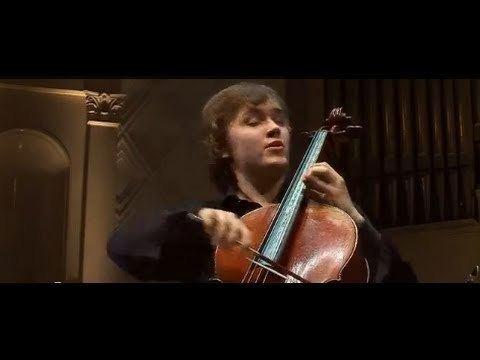 Ivan Karizna Ivan Karizna plays Tchaikovsky Variations on a Rococo Theme YouTube