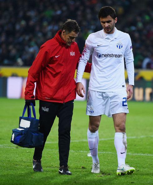 Ivan Kecojević Ivan Kecojevic Pictures VfL Borussia Monchengladbach v FC Zurich