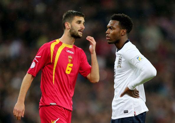 Ivan Kecojević Ivan Kecojevic Photos Photos England v Montenegro FIFA 2014