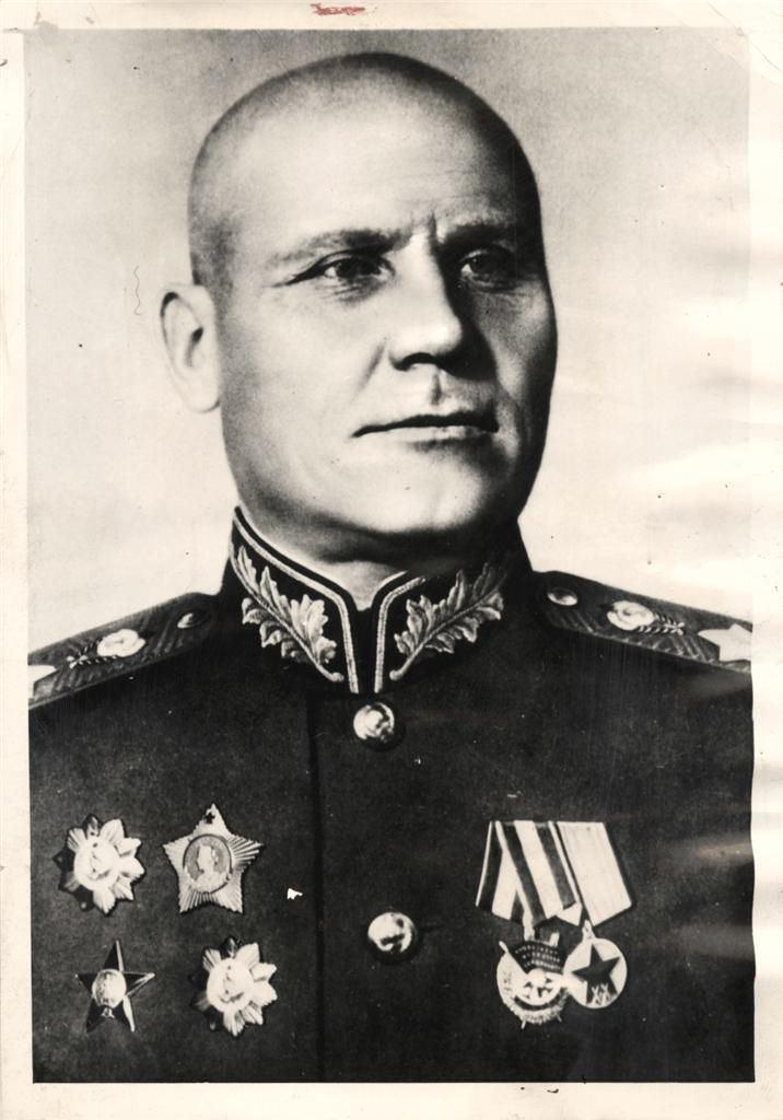 Ivan Konev 1945 Russian Army39s Marshal Ivan Konev history
