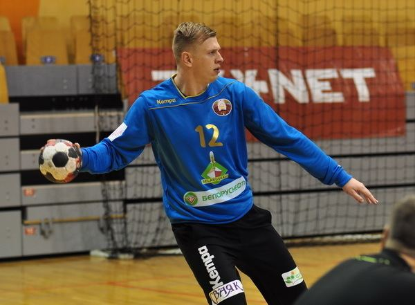 Ivan Matskevich Ivan Matskevich vede CSM Bucureti n turul al treilea al Cupei EHF