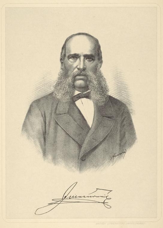 Ivan Mažuranić Ivan Maurani Wikipedia wolna encyklopedia