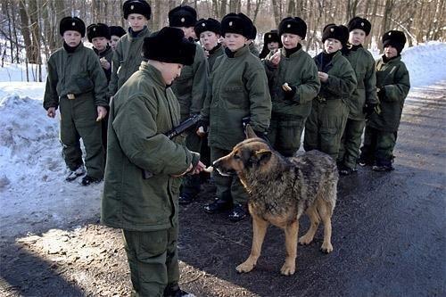 Ivan Mishukov Children raised by animals Beauty will save