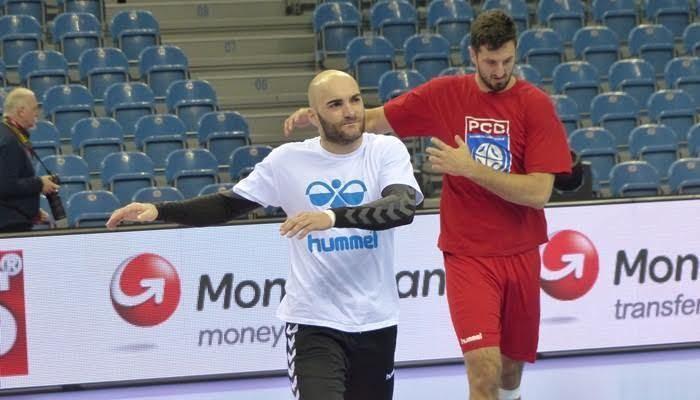 Ivan Nikčević Ivan Nikevi naputa Vislu Balkan Handball