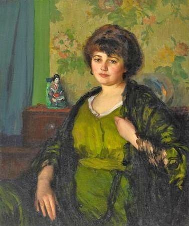 Ivan Olinsky It39s About Time Women by Russianborn American Ivan