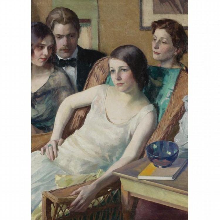 Ivan Olinsky Ivan Gregorewitch Olinsky Works on Sale at Auction