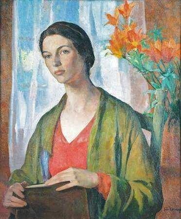 Ivan Olinsky Aesteticum Femininul in arta ruseasca