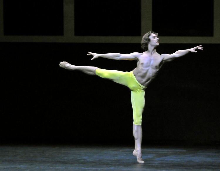 Ivan Putrov Ivan Putrov Men in Motion London DanceTabs