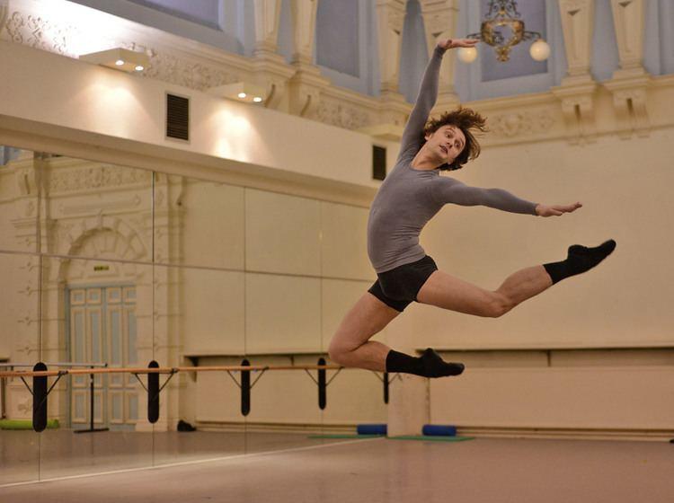 Ivan Putrov Ivan Putrov Dancer Choreographer and Director of Men in