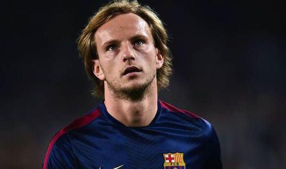 Ivan Rakitić Man Utd Man City Barcelona Ivan Rakitic 20m Football Sport