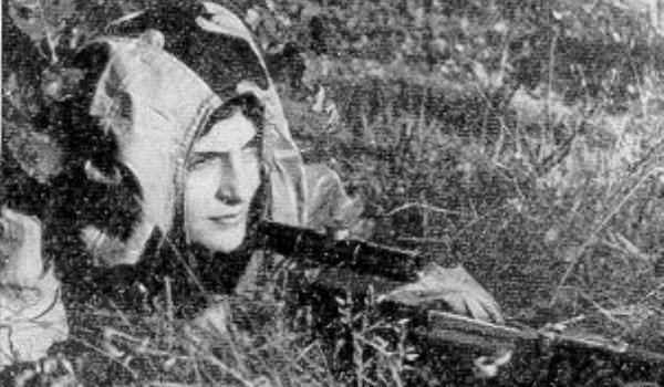 Ivan Sidorenko 10 Deadliest Snipers of World War II