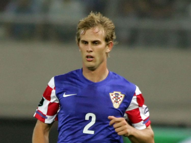 Ivan Strinić Ivan Strinic Napoli Player Profile Sky Sports Football