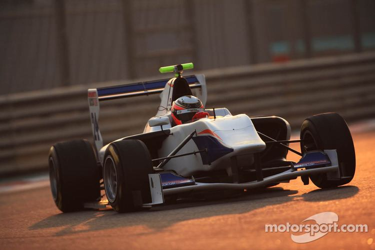 Ivan Taranov (racing driver) Motorsport signs Ivan Taranov for GP3 Series