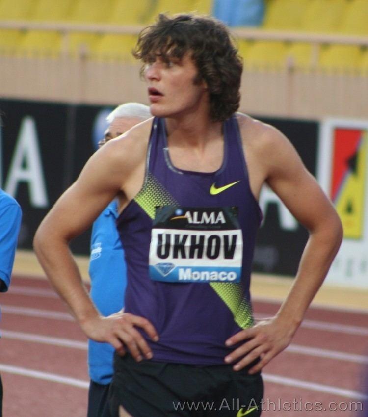 Ivan Ukhov Profile of Ivan UKHOV AllAthleticscom