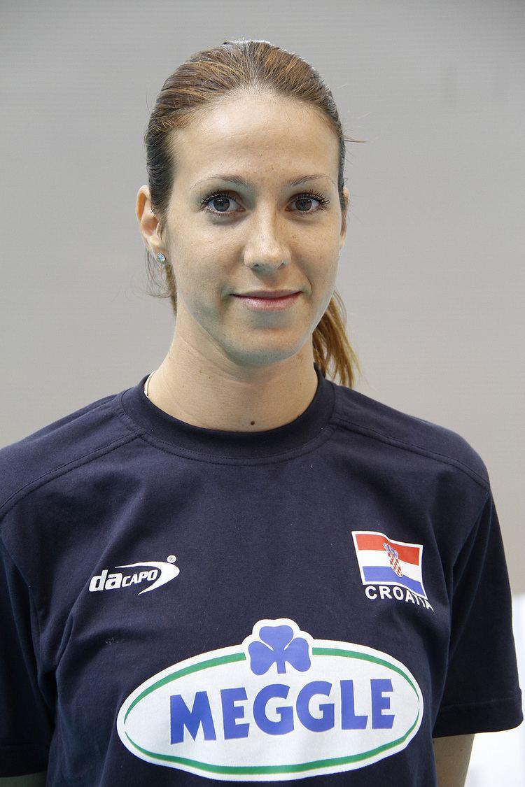 Ivana Miloš Croatia women39s national volleyball team images Ivana Milo HD