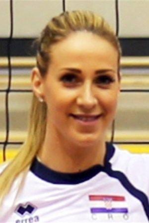 Ivana Miloš Player Ivana Milo FIVB Volleyball Women39s World Championship
