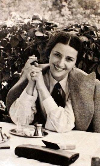 Ivana Tomljenović-Meller Nepoznati ivot zagrebake zvijezde Bauhausa Nacionalhr