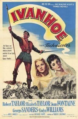 Ivanhoe (1952 film) Ivanhoe 1952 film Wikipedia