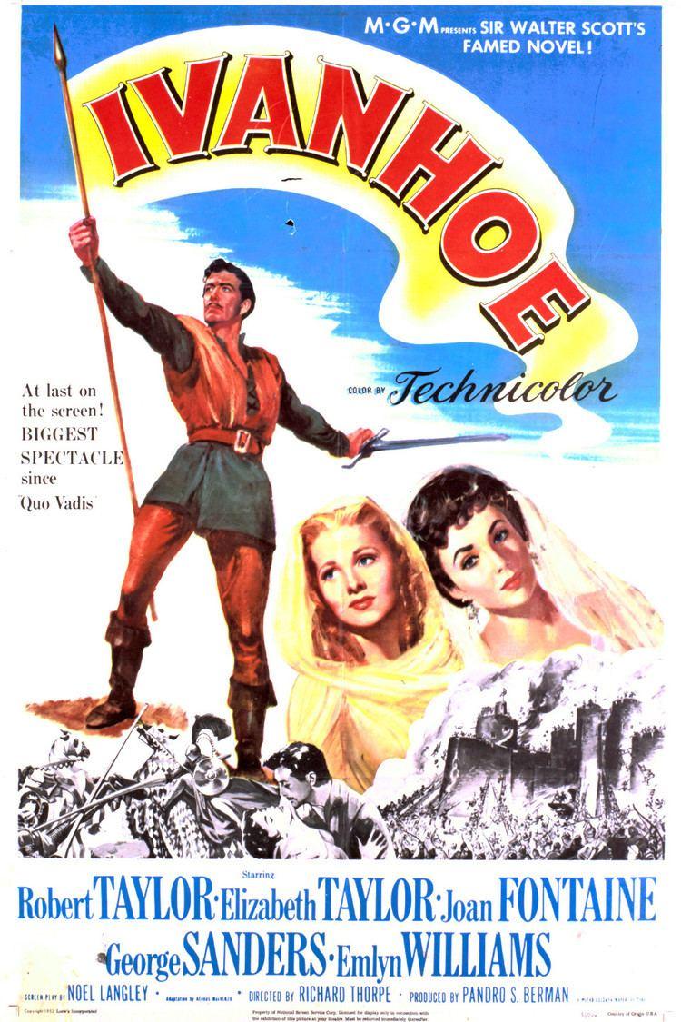 Ivanhoe (1952 film) wwwgstaticcomtvthumbmovieposters815p815pv