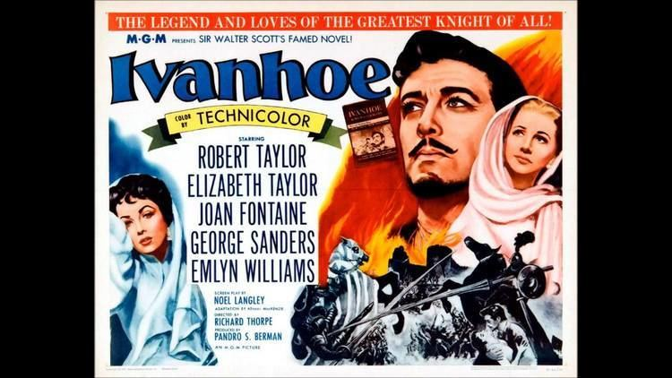 Ivanhoe (1952 film) Ivanhoe 1952 film Alchetron The Free Social Encyclopedia