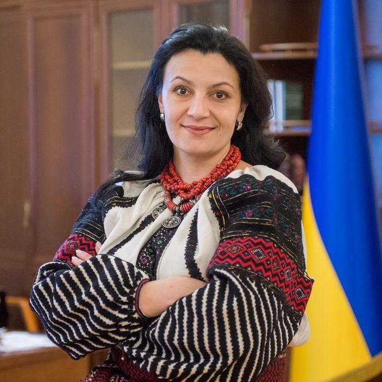 Ivanna Klympush-Tsintsadze httpsuploadwikimediaorgwikipediacommons44
