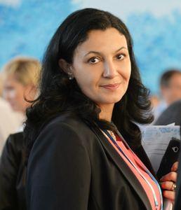 Ivanna Klympush-Tsintsadze Ivanna KlympushTsintsadze