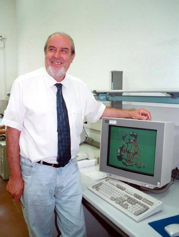 Ivano Bertini Il professor Ivano Bertini morto a Firenze dopo una lunga