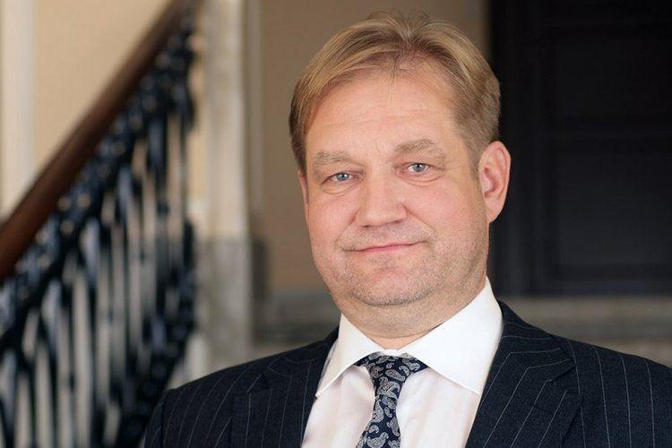 Ivari Padar Minister Ivari Padar met with the new ambassador of Poland