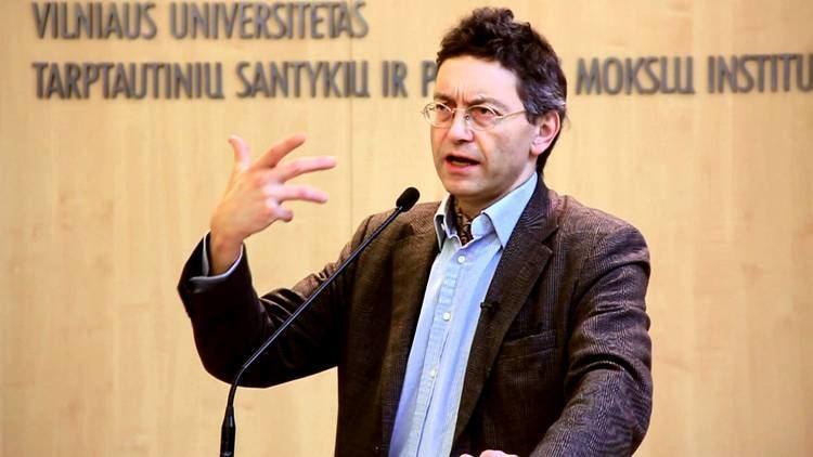 Iver B. Neumann Prof Iver B Neumann Eurasian steppe and international relations