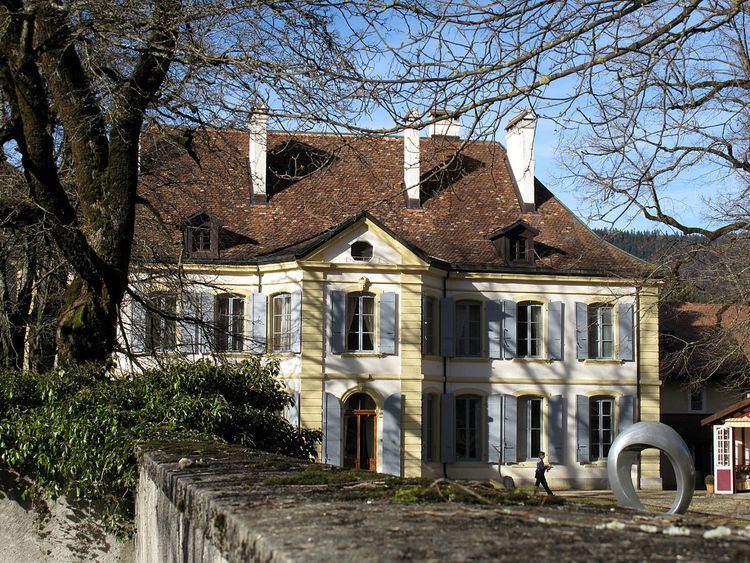 Ivernois Castle