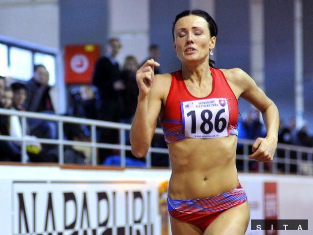 Iveta Putalová Skvel Putalov finiovala vo finle tvrt Repk sklamal