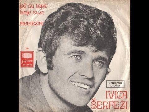 Ivica Šerfezi Ivica erfezi Mendozino 1969 YouTube