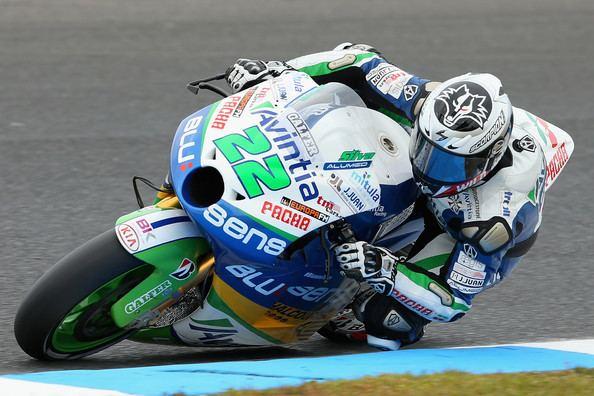 Iván Silva Ivan Silva Pictures MotoGP of Australia Qualifying