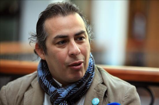 Iván Thays Beto Ortiz a Ivn Thays Eres mejor publicista que escritor
