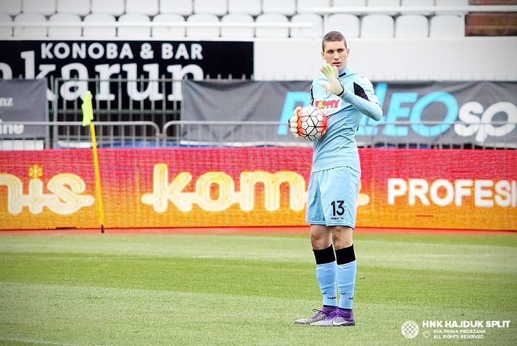 Ivo Grbić Ivo Grbi HNK Hajduk Split
