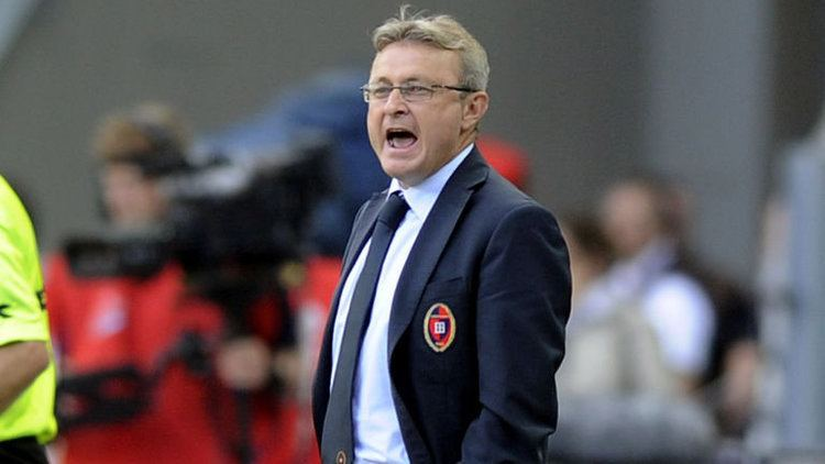 Ivo Pulga Ivo Pulga back at Cagliari for second spell as manager of