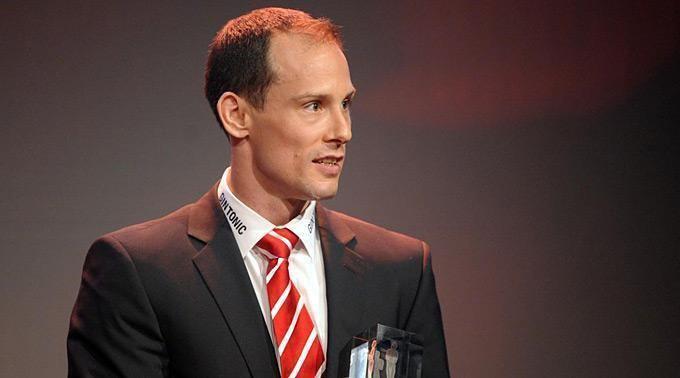 Ivo Rüthemann eishockeych Ivo Rthemann zum zweiten Mal MVP Eishockey