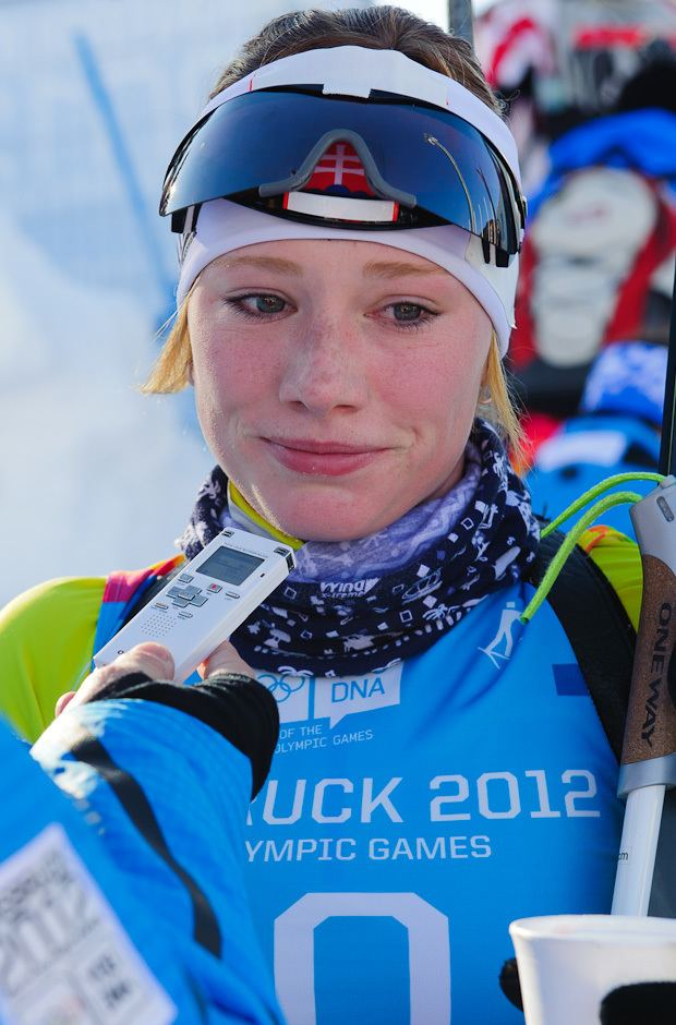 Ivona Fialková Subn biatlon v Seefeld arne napokon bez spechu 1612012