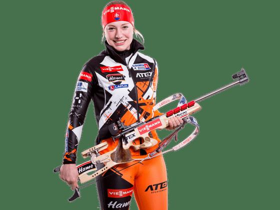 Ivona Fialková Ivona Fialkov BiatlonInfosk slovensk portl o svetovom biatlone