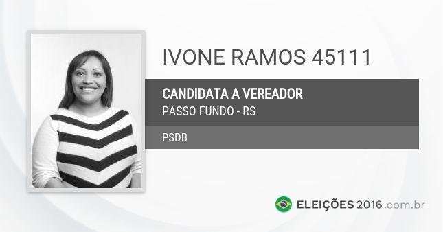 Ivone Ramos Ivone Ramos 45111 Eleies 2016